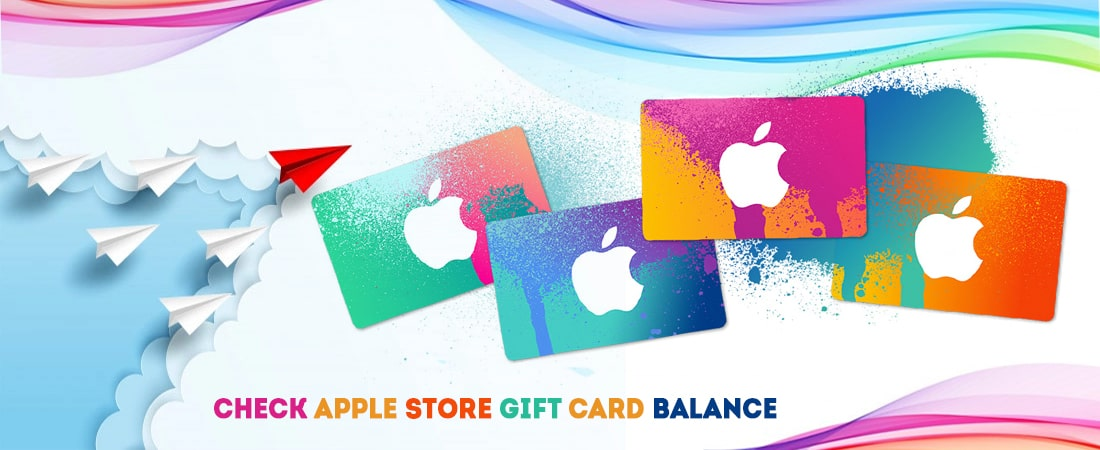 Check Apple Store Gift Card Balance